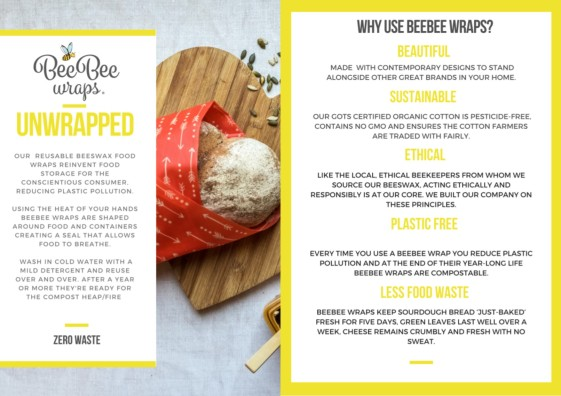 Why BeeBee Wraps - Beeswax Food Wraps (2)