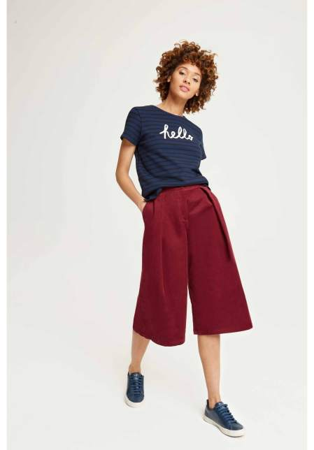 PeopleTree Hello T-shirt